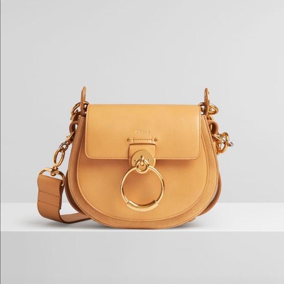 fe183dc5 Chloe small Tess bag NWT